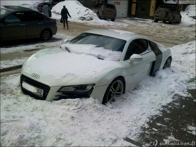 Žemutinio Naugardo snieguolė
