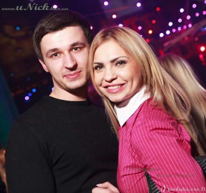 Naktinis gyvenimas Ukrainoje