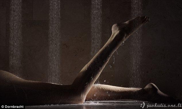Horizontalus dušas