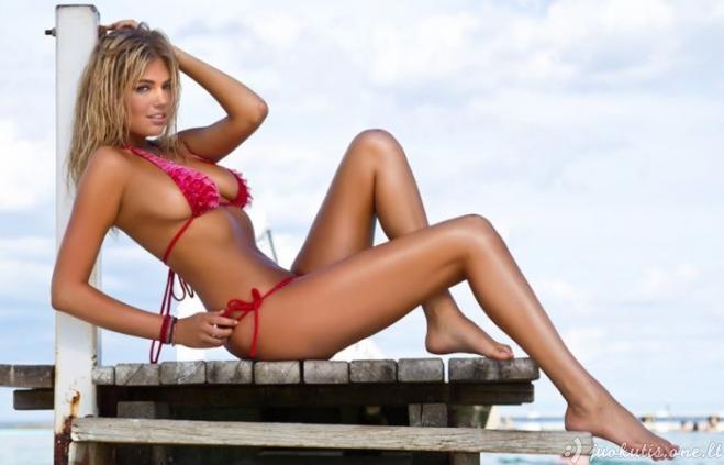 Sports Illustrated bikinių fotosesija