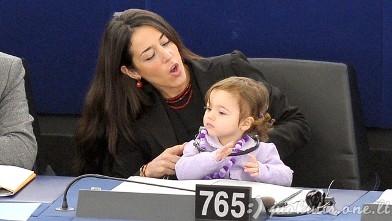 Mažoji europarlamentarės padėjėja