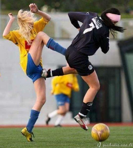 Juokingos sportininkų nuotraukos