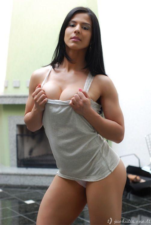 Seksuali sportininkė Eva
