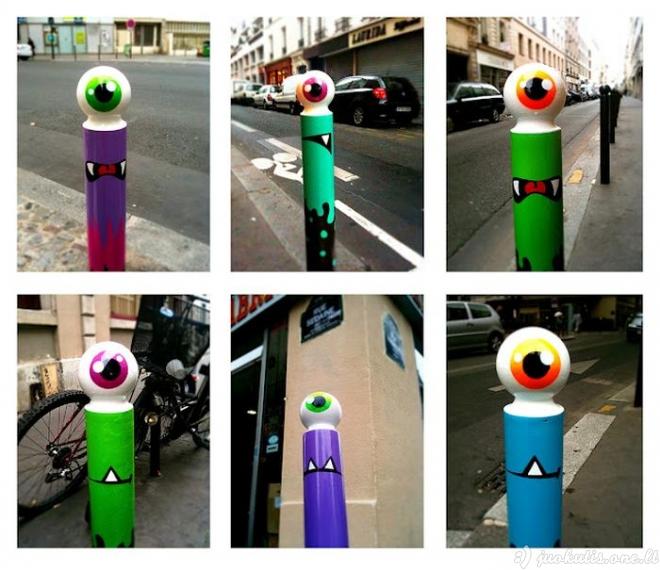 Gatvės ciklopas