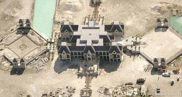 Neįprastas namas Majamyje