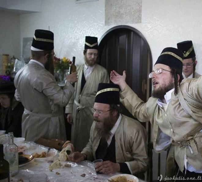 Izraelietiška šventė Purim