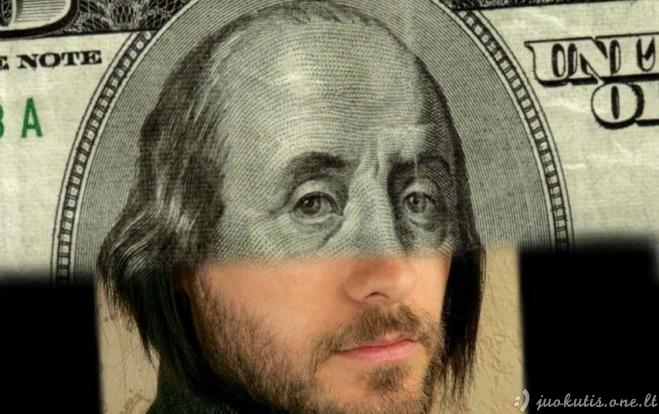 Įžymybės ir pinigai