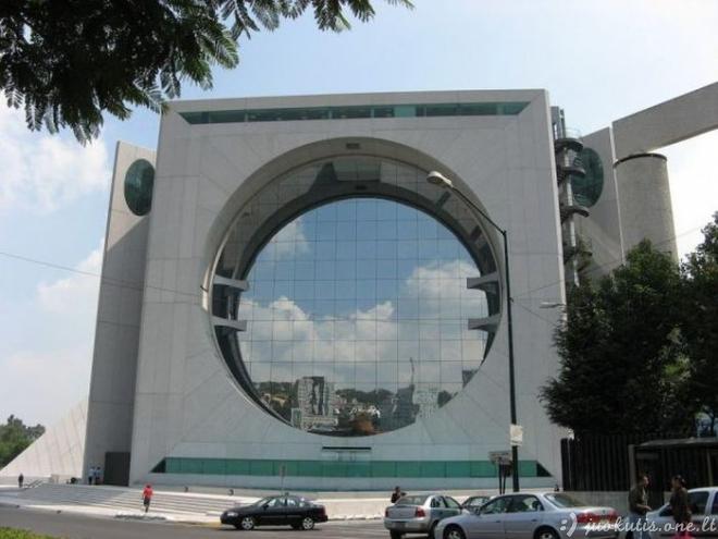 Labai įdomūs pastatai