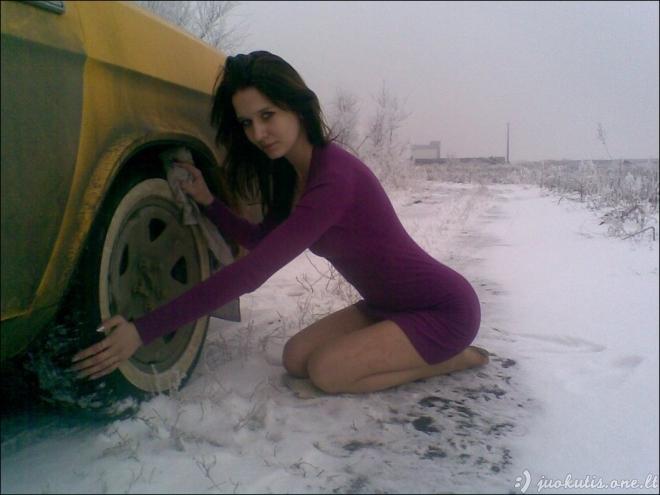 Grynai rusiška fotosesija