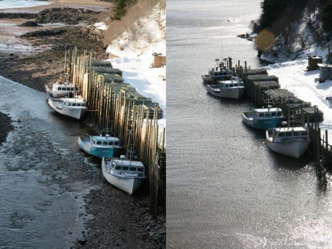Fandžio įlankos potvyniai