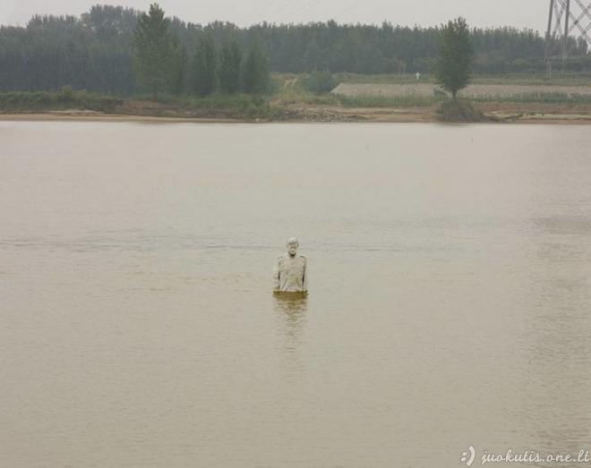 Nauja Liu Bolin nuotraukų serija