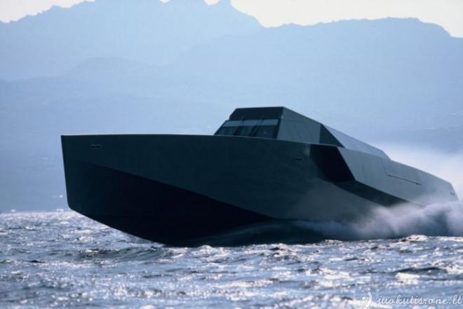Nereali jachta Wallypower 118