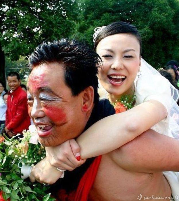 Linksmos vestuvių nuotraukos, II dalis