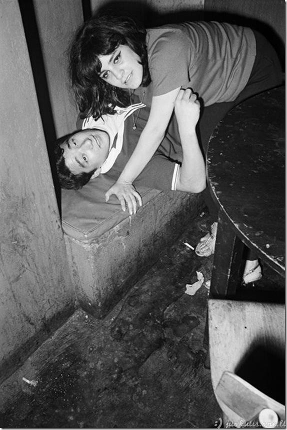 Naktiniai klubai prieš 50 metų