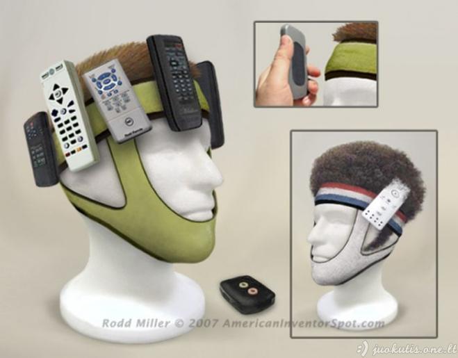 Kvaili ir beprotiški išradimai