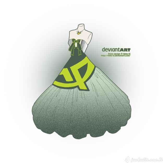 Internetinių resursų suknelės