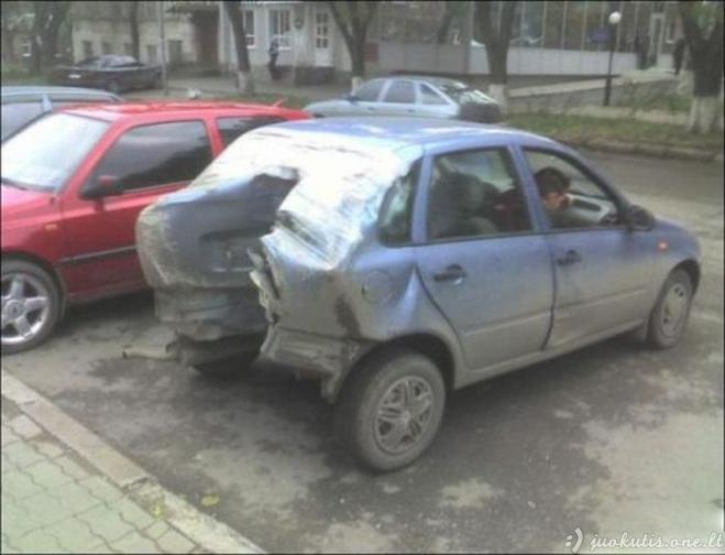 Automobilių nuotykiai