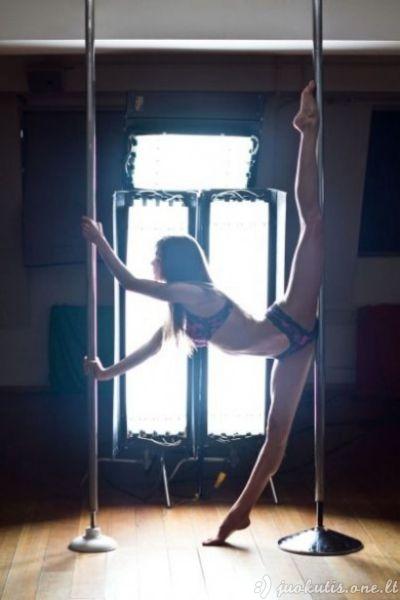 Neįtikėtinas lankstumas