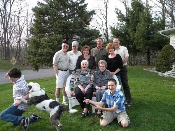 Šeimos nuotrauka