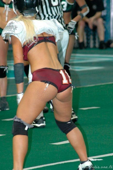 Amerikietiškas futbolas Lingerie Bowl