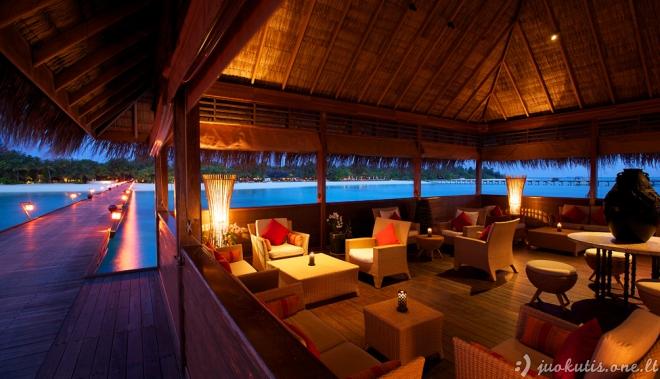 Tavo svajonių poilsis Maldyvuose