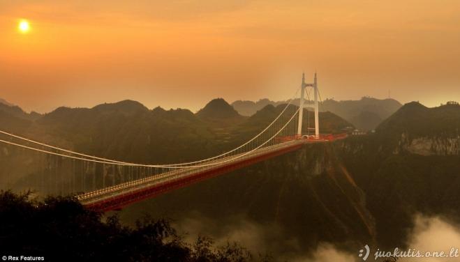 Gražiausias tiltas pasaulyje