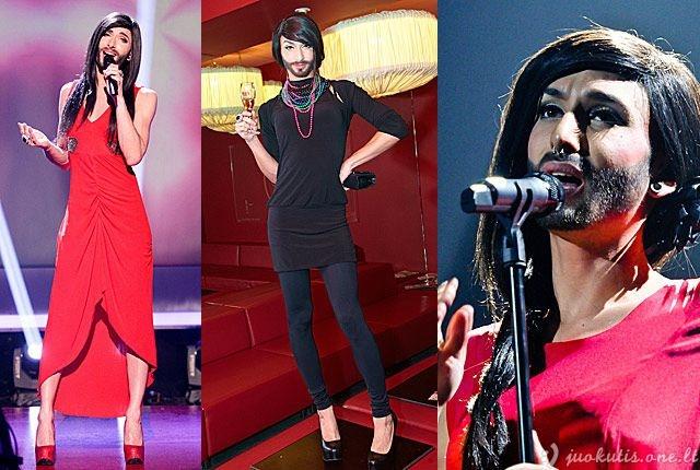Dainininkė Dešrelė