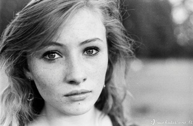 Gražiausi merginų portretai