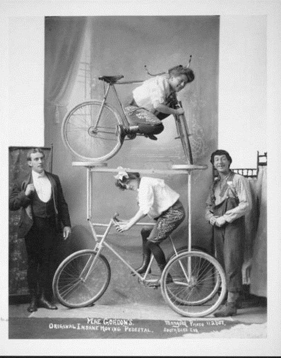 Istorinės WTF nuotraukos