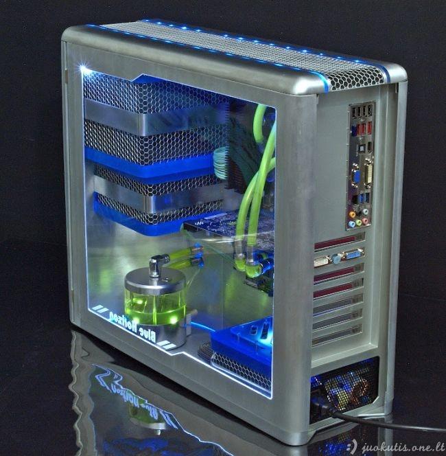 Kietas kompiuterio tiuningas