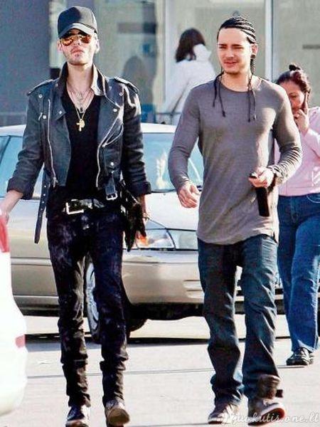 Kaip dabar atrodo grupės Tokio Hotel nariai