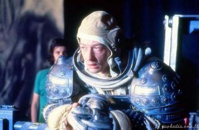"""Filmo """"Alien"""" užkulisiai"""