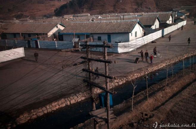Sveiki atvykę į Šiaurės Korėją