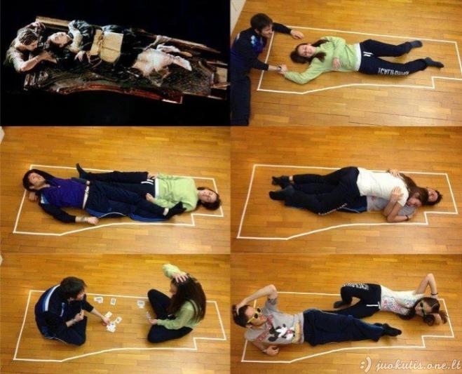Titaniko tragedija kitaip