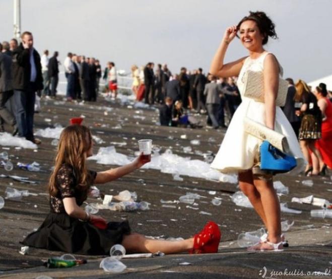 Britės švenčia moterų dieną
