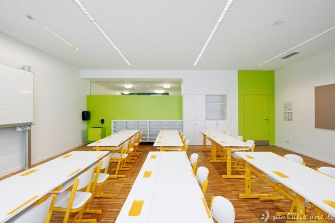 Vaikų darželis Austrijoje