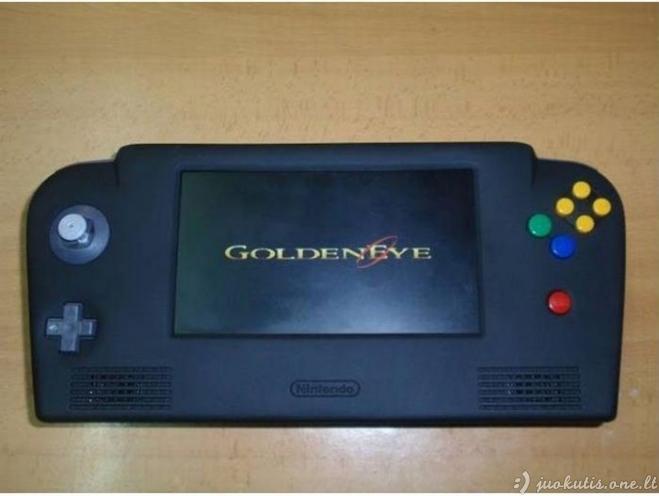 Antras Nintendo gyvenimas