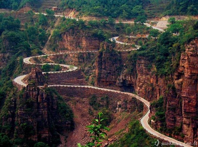 Pavojingiausi keliai pasaulyje