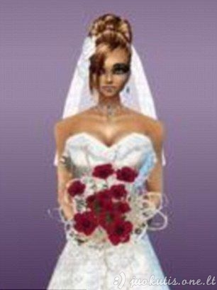 Susituokė, susipažinę internete