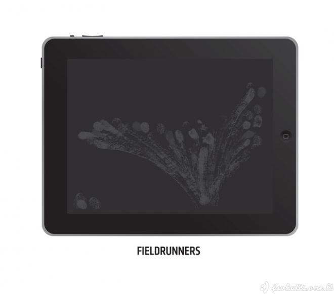 Ką apie žmogų pasako iPad'o ekranas