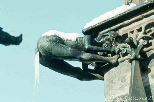 Skulptūra Fraiburge