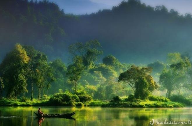 Gražiausi peizažai
