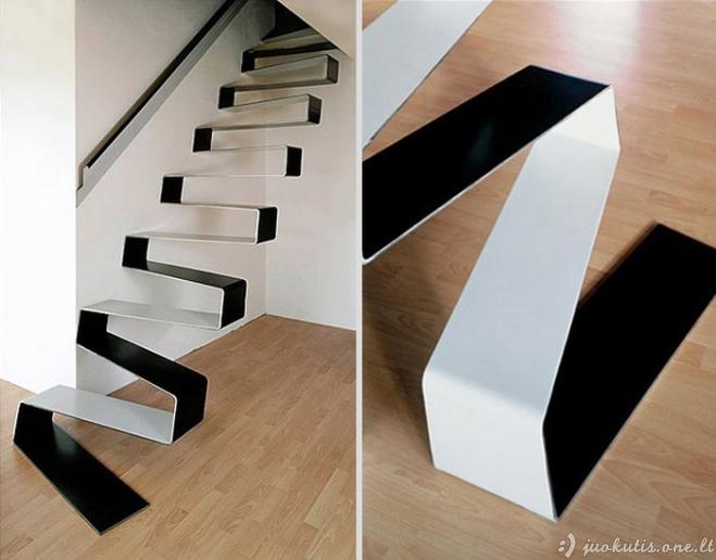Labai gražūs laiptai