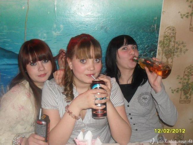 Jaunosios girtuoklės iš Rusijos