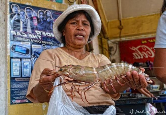 Geros krevetės