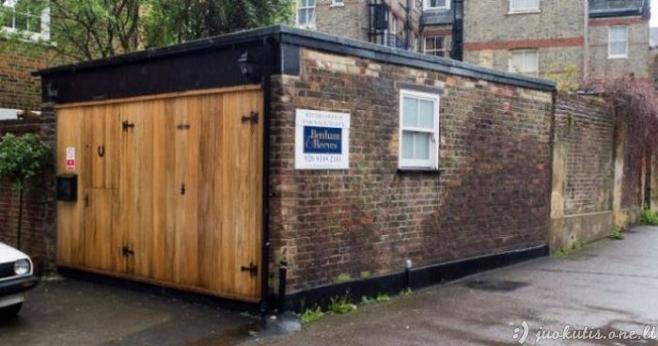 Nekilnojamas turtas Londone