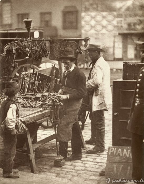 Londonas 1876-1877 metais