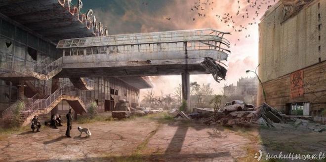 Rytoj - pasaulio pabaiga
