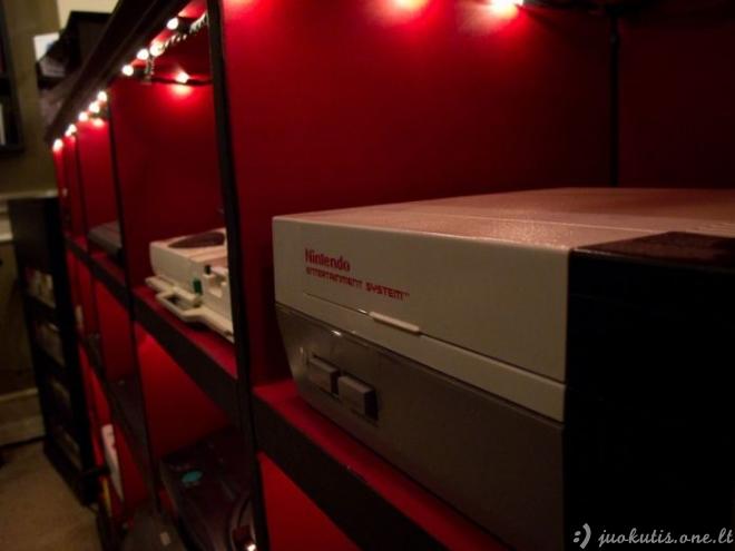 Tikro geimerio kambarys