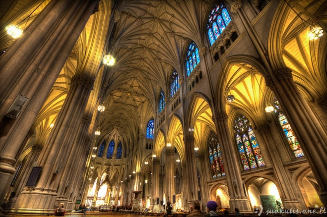 Kvapą gniaužianti architektūra